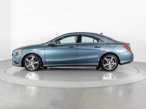 Used MERCEDES-BENZ CLA CLASS 2014 WEST PALM CLA250