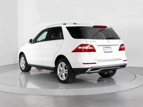 Used MERCEDES-BENZ M CLASS 2015 WEST PALM ML350 4MATIC