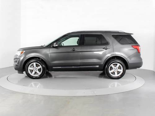 Used FORD EXPLORER 2016 WEST PALM XLT 4X4