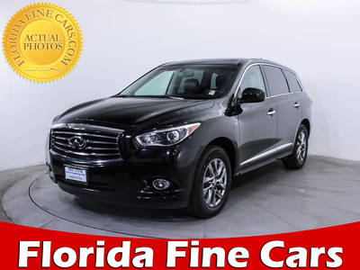 Used INFINITI QX60 2014 MIAMI Awd