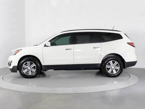 Used CHEVROLET TRAVERSE 2015 WEST PALM 1LT