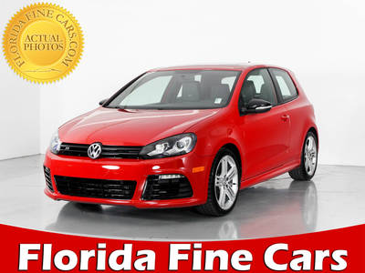 Used VOLKSWAGEN GOLF 2012 WEST PALM R