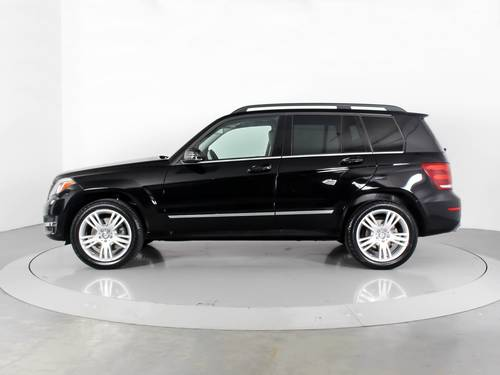 Used MERCEDES-BENZ GLK CLASS 2015 WEST PALM GLK350