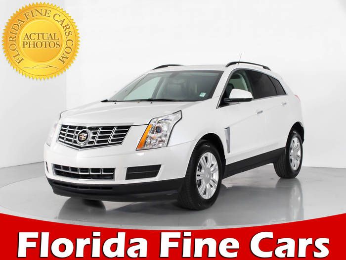 Used CADILLAC SRX 2014 WEST PALM