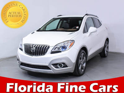 Used BUICK ENCORE 2014 MIAMI PREMIUM