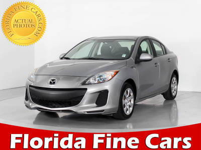 Used MAZDA MAZDA3 2013 WEST PALM