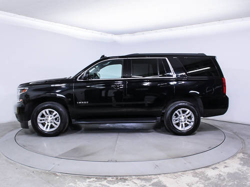 Used CHEVROLET TAHOE 2016 MIAMI LT