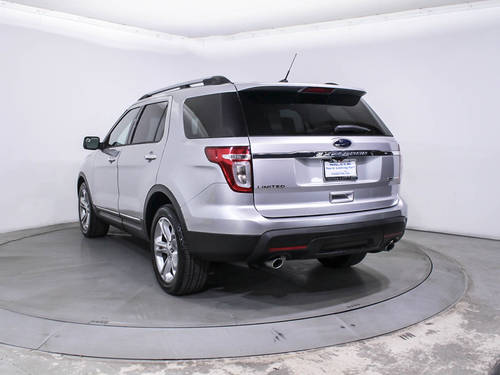 Used FORD EXPLORER 2014 MIAMI LIMITED