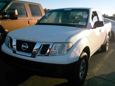 Used NISSAN FRONTIER 2013 MIAMI S