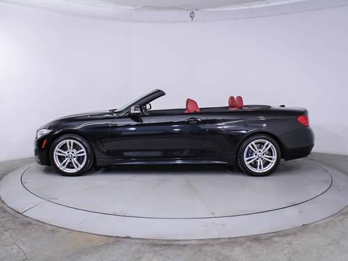 Used BMW 4 SERIES 2015 HOLLYWOOD 435i M Sport