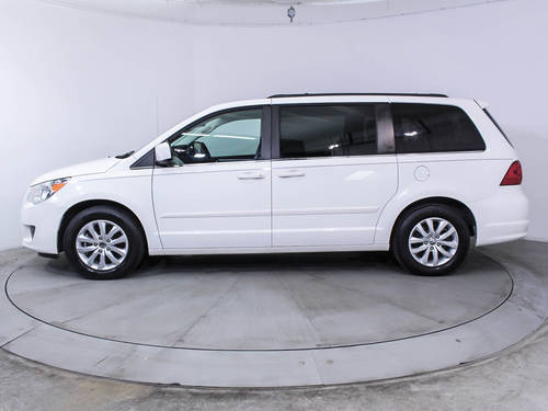 Used VOLKSWAGEN ROUTAN 2012 MIAMI SE