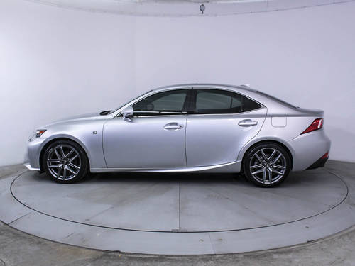 Used LEXUS IS 250 2014 MIAMI F Sport