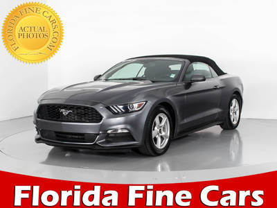 Used FORD MUSTANG 2015 WEST PALM V6