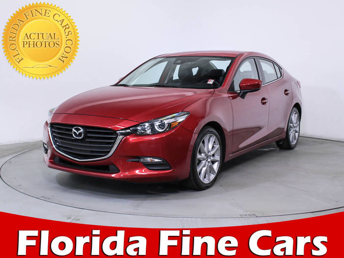 Used MAZDA MAZDA3 2017 MIAMI TOURING