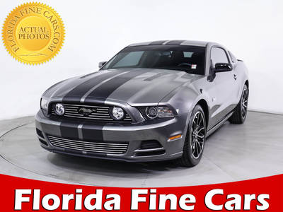 Used FORD MUSTANG 2014 MIAMI GT