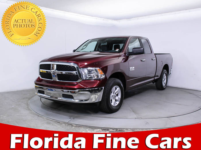 Used RAM 1500 2017 WEST PALM Slt 4x4