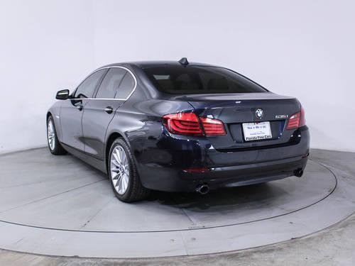 Used BMW 5 SERIES 2012 MIAMI 535I