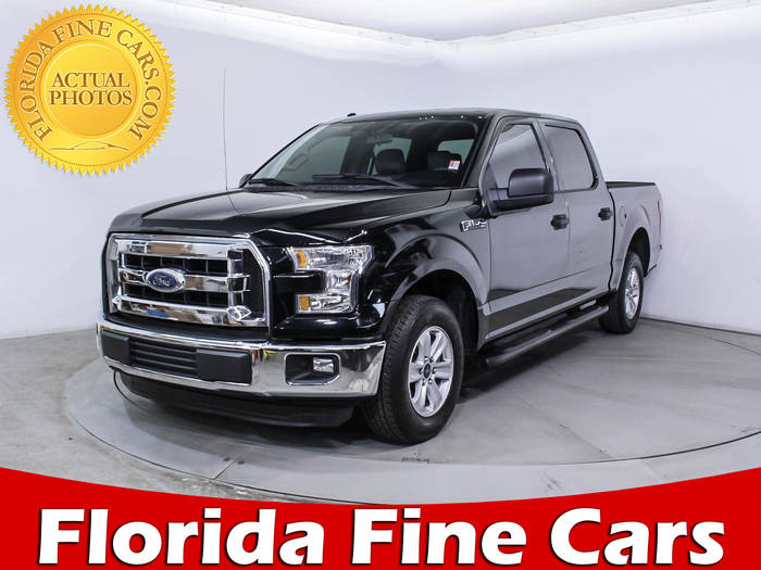 Used FORD F 150 2016 MIAMI Xlt