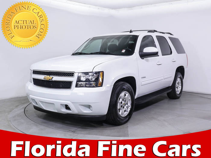 Used CHEVROLET TAHOE 2013 MIAMI LS