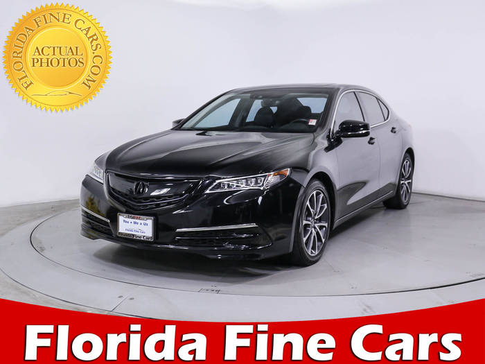 Used ACURA TLX 2016 MIAMI TECHNOLOGY PACKAGE