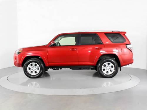 Used TOYOTA 4RUNNER 2016 WEST PALM SR5