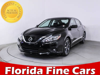 Used NISSAN ALTIMA 2016 MIAMI Sr