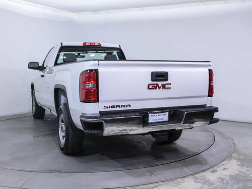 Used GMC SIERRA 2016 MIAMI 1500