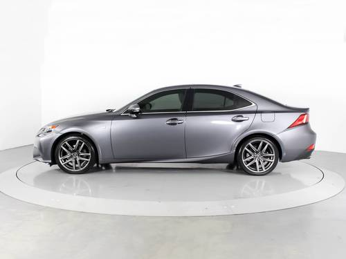 Used LEXUS IS 250 2015 WEST PALM F SPORT