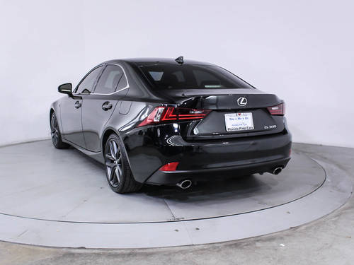 Used LEXUS IS 350 2014 MIAMI F Sport