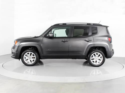 Used JEEP RENEGADE 2017 WEST PALM LATITUDE 4X4