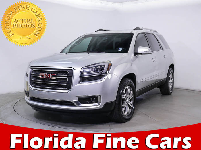 Used GMC ACADIA 2015 HOLLYWOOD SLT1