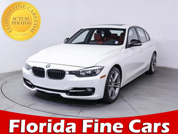 Used BMW 3 SERIES 2014 HOLLYWOOD 328i Sport