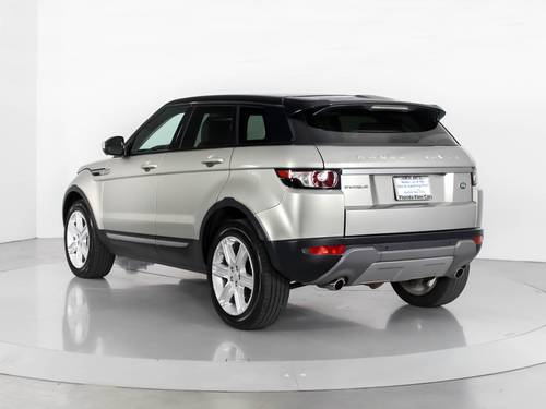 Used LAND ROVER RANGE ROVER EVOQUE 2014 WEST PALM PURE PREMIUM