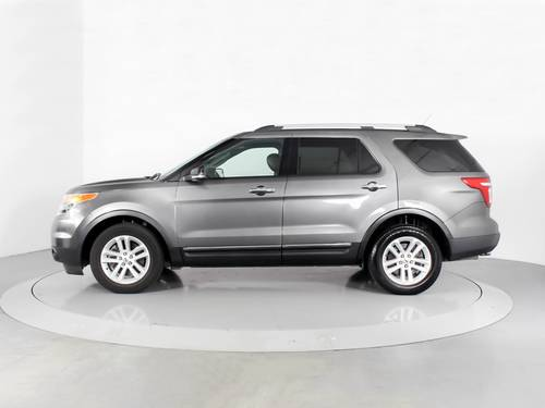 Used FORD EXPLORER 2013 WEST PALM XLT