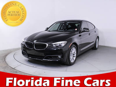 Used BMW 3 SERIES 2014 WEST PALM 328I XDRIVE GRAN TURISMO