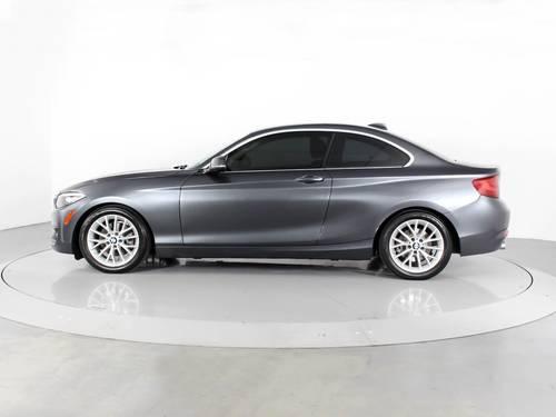 Used BMW 2 SERIES 2014 WEST PALM 228I