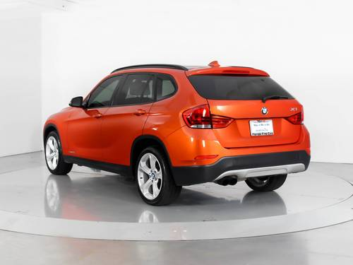 Used BMW X1 2013 WEST PALM XDRIVE35I