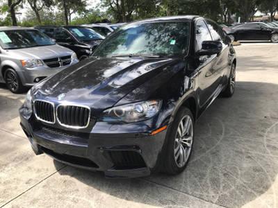 Used BMW X6 M 2012 WEST PALM