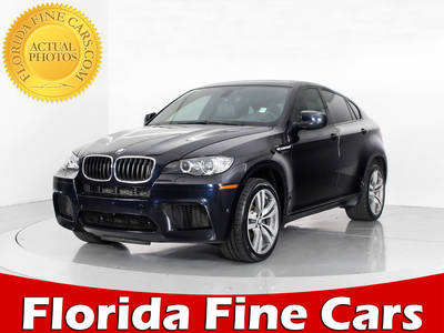 Used BMW X6 M 2012 WEST PALM