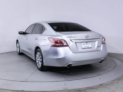 Used NISSAN ALTIMA 2013 HOLLYWOOD S