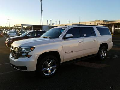 Used CHEVROLET SUBURBAN 2015 MIAMI LT