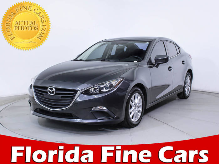Used MAZDA MAZDA3 2014 MIAMI Touring