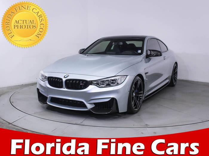 Used BMW M4 2016 HOLLYWOOD