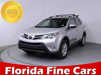 Used TOYOTA RAV4 2014 HOLLYWOOD XLE