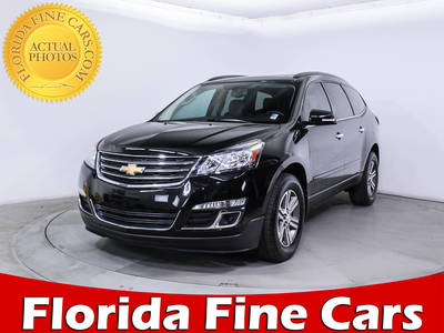 Used CHEVROLET TRAVERSE 2016 HOLLYWOOD 2LT