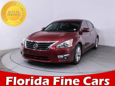 Used NISSAN ALTIMA 2013 MIAMI Sl