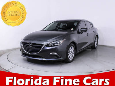 Used MAZDA MAZDA3 2014 HOLLYWOOD Grand Touring