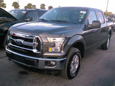 Used FORD F 150 2017 MIAMI Xlt Supercrew 4wd