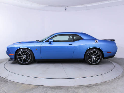 Used DODGE CHALLENGER 2015 MIAMI R/t Scat Pack