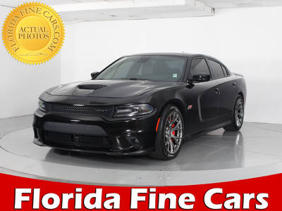 Used DODGE CHARGER 2016 WEST PALM SRT 392